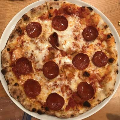 Village Pizza Pints Gallery